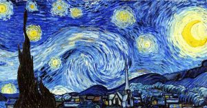 Vincent van Gogh and The Starry Night
